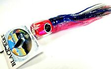 Black Bart St. Thomas Prowler Big Game Trolling Lure Med-Heavy - Blue Pink Tiger