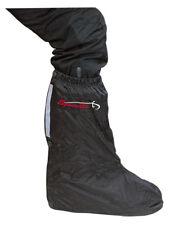 Spada Motorbike Motorcycle Waterproof Pull Over Boots - Black (ONE SIZE)