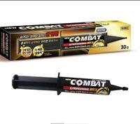 Sale 4 Pcs Premium Combat Professional Gel 30g Cockroach Roach Killer_eg