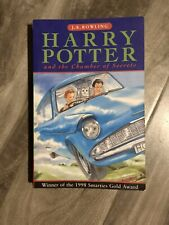 Harry Potter And The Chamber Of Secrets-First/1st 17th Press UK Trade Paperback