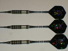 Soft Tip Darts Used, 16 Gram Brass with Aluminum Shafts & New Flights, #1402