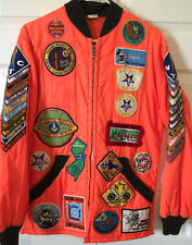 Masonic Families National Camping Travelers (NCT) Masons Patches Jacket