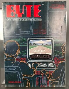 BYTE Magazine - March 1984 - 1 Issue