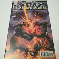 Thanos #18 First Print Donny Cates Geoff Shaw 2018