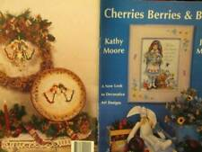 Cherries Berries & Bows Painting Book-Martin/Moore-Animals/Children/Teddies/