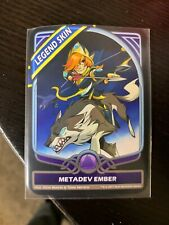 Brawlhalla - Metadev Ember Legend Skin Code / Card - PC Only - PAX West East