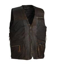 Swedteam Goatskin Leather Vest