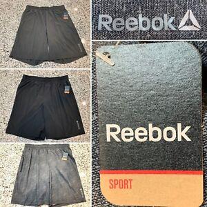 REEBOK Sport Speedwick Mens Woven Shorts Crossfit Running Mult Sizes & Colors