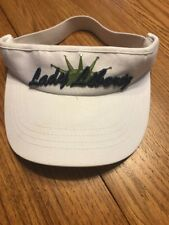 Lady Lilerty Girls Womens Visor Tennis Hat 🧢 Rare Vintage Ships N 24h