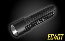 Nitecore EC4GT XP-L Hi 1000 Lumens Die-Cast LED Flashlight Standard Edition