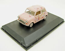 Oxford 1/43 Scale Mini Car Pink M&S Twiggy Advertisement Diecast Metal #MIN014