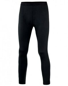Youth TERRAMAR 2-Layer Authentic Thermal Kids Bottoms BLACK Baselayer Pants NEW