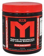 MTS Nutrition - Barracuda Natural Testosterone & Libido Enhancer Blue Raspberry