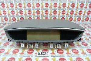 2007 07 NISSAN QUEST LCD INFORMATION SCREEN DISPLAY 28090-ZM71C OEM