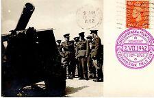 Used George VI (1936-1952) Postal History European Stamps