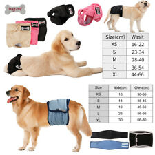 Dog Pet Female / Male Nappy Diapers Shorts Sanitary Pants Briefs Underpants S-XL