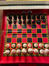 Magnet-Spiel (Reise-) Schachspiel / Chess Set