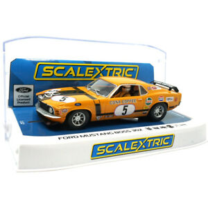 Scalextric C4176 Ford Mustang Boss 302 - Martin Birrane 1/32 Slot Car