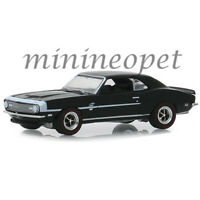 GREENLIGHT 13250 A 1968 CHEVROLET COPO CAMARO 1/64 DIECAST MODEL CAR BLACK