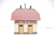 Pola G Scale Schonweiler Station Toilet Block/Outhouse w/Tiled Roof No. 903