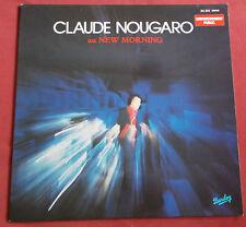 CLAUDE NOUGARO LP ORIG FR AU NEW MORNING
