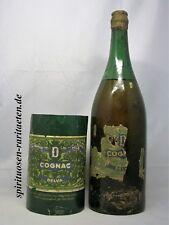 Cognac Pale-Fine Champagne Delva Rommel-Schnaps