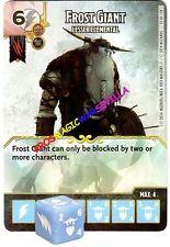 033 FROST GIANT Lesser Elemental -Common- BATTLE FOR FAERUN - D&D Dice Masters