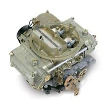 Holley Carburetor 0-8007; Original Performance 390cfm Vacuum Gold Dichromate