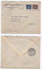 1951 PORTUGAL Cover PORTO To BEDFORD GB SG946 SG951a Vieira