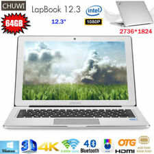 "CHUWI Lapbook 12.3"" Tablet Windows 10 Intel 6G+64GB 2736*1824 IPS 4K HDMI Laptop"