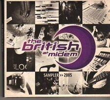 (CN932) The British at Midem, sampler - 2005 3 CD set