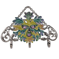 NEW KIRKS FOLLY ENCHANTED FOREST GREEN MAN ACCESSORY HOLDER