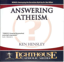 Answering Atheism - Ken Hensley - CD