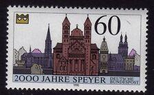 W Alemania 1990 el 2000th aniversario de Espira Sg 2296 Mnh