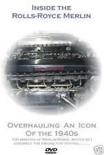 DVD. Inside The Rolls-Royce Merlin. Ideal Gift!