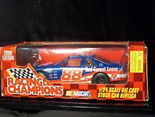 1/24 scale of Dale Jarett's #88 Quality Care Thunderbird 1996