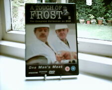 """""""A TOUCH OF FROST -  One Man's Meat"""" : (DVD) David Jason, Bruce Alexander"""
