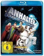 PER ANHALTER DURCH DIE GALAXIS (Sam Rockwell, Mos Def) Blu-ray Disc NEU+OVP