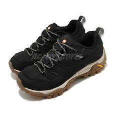 Merrell Moab 2 Gtx Gore-Tex Negro Goma Mujeres Al Aire Libre Senderismo Trail Zapatos J035512