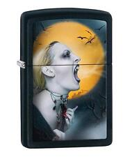 Screaming Vampiress Zippo Lighter (Zippo Code 28435)