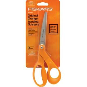 Fiskars - Bent Multi-Purpose Scissors 8in - Righ Hand