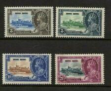 Hong Kong 1935 Silver Jubilee set mint George V