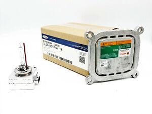 New OEM for 09-16 Lincoln MKS Xenon Ballast & Bulb Kit Control Unit Controller
