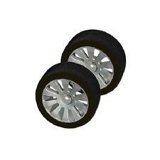 Neumáticos, llantas y bujes Kyosho para vehículos de radiocontrol 1:10