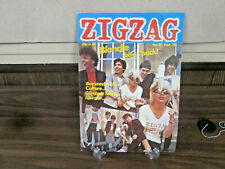 Zig Zag Magazine Issue 87 September 1978 - Blondie on the cover