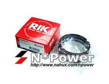 RIKEN PISTON RING CHROME STD FOR TOYOTA LANDCRUISER BJ74 13B-T 3.4L Turbo 85-91