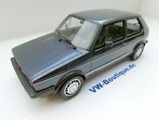 + VW Golf 1 GTI  Pirelli 1:18 nachtblaumetallic  Otto OT078  NEU