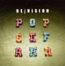 DE/VISION POPGEFAHR CD Digipack 2010