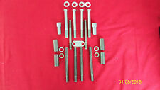 73-83 TRIUMPH T140 NEW CYLINDER HEAD BOLTS STUDS WASHERS & SOCKET NUTS UK MADE