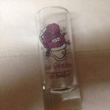 Shot Glass Shooter:Novelty Pooping Prune Juice shooter, go geezer go!